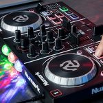 Numark Party Mix con luces