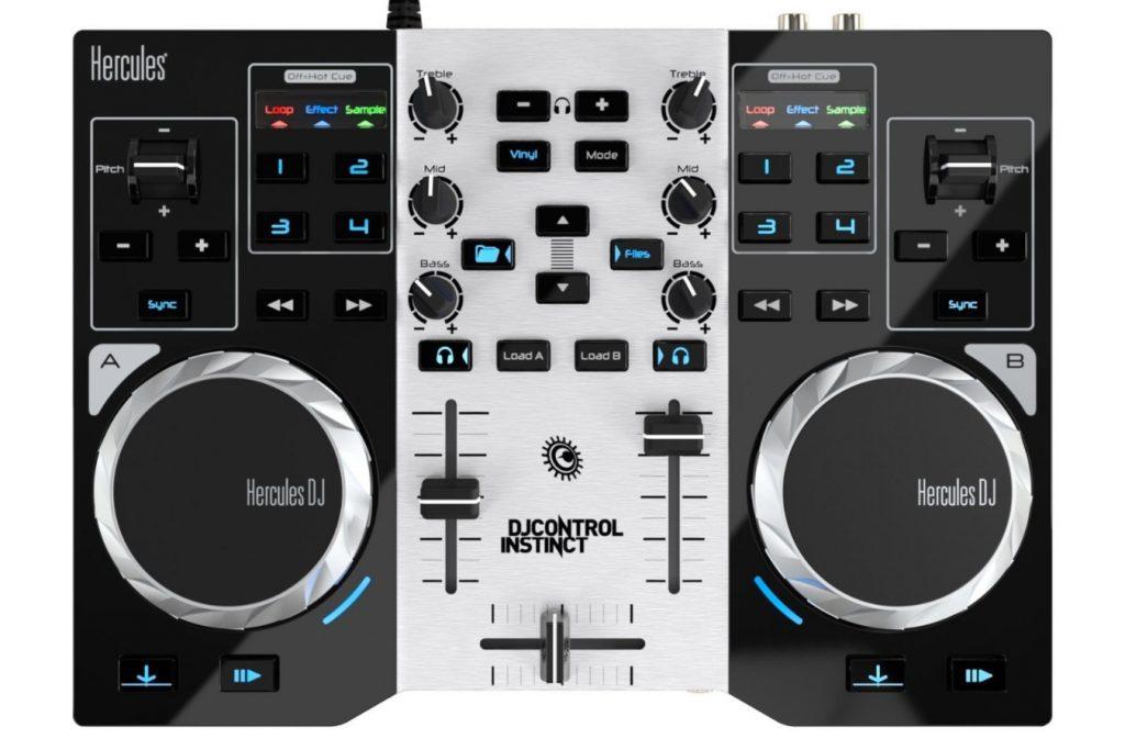 Comprar controladora Hercules DJ Control Instinct S Series