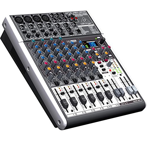 opiniones behringer x1204usb
