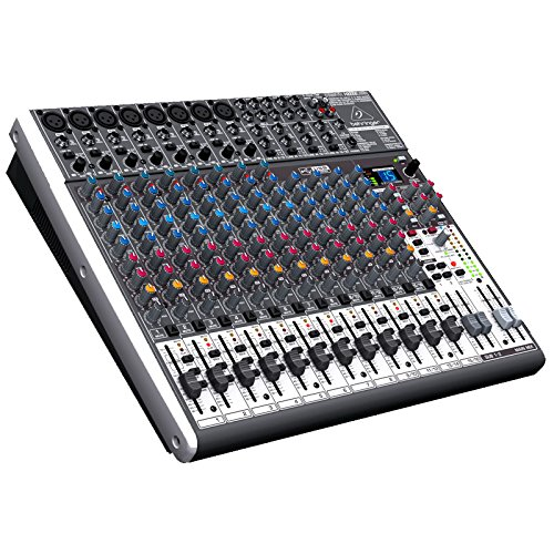 Opiniones behringer xenyx x2222usb
