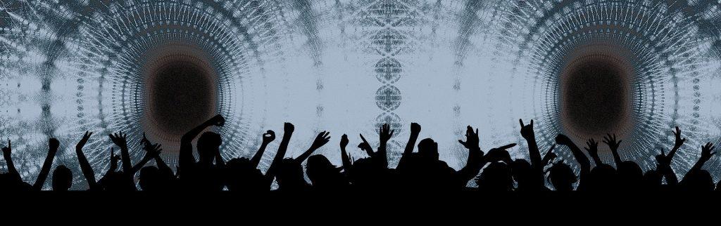El audio de los DJ