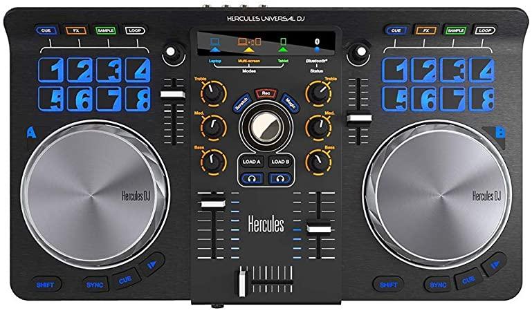 Mejor mesa de mezclas Hercules Universal DJ