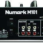 Comparativa de la Numark M101
