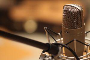 Micrófonos condensadores para grabación casera