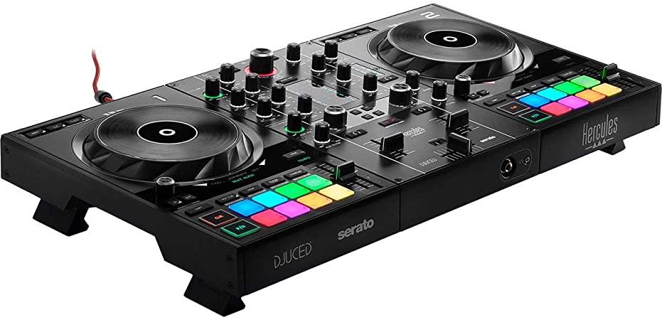 Mejor mesa de mezclas Hercules DJ control inpulse 500