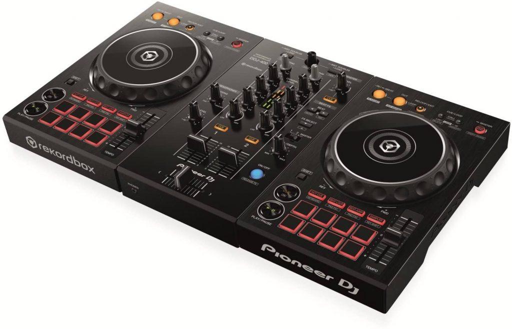 Análisis Pioneer DJ DDJ 400