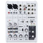 Interface Yamaha AG06