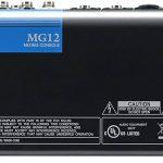 Comparativa Yamaha MG12
